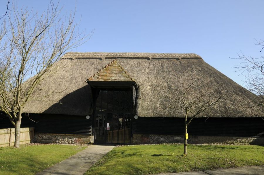 Great Farthingloe Barn