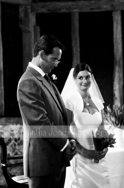 Kate and James