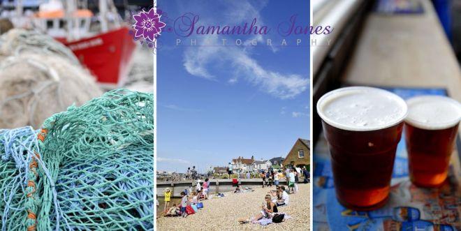 Whitstable Oyster Festival colours