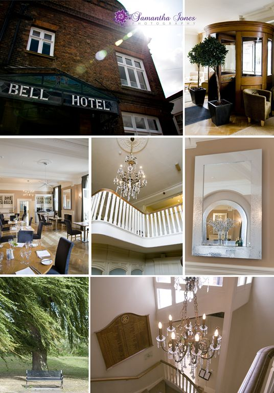 Bell Hotel montage