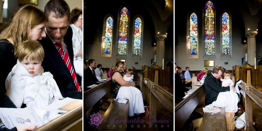 Church montage St John the Evangelist Bromley