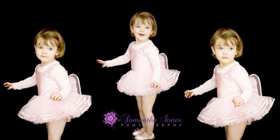 Baby ballet montage II