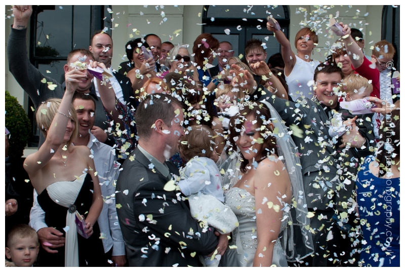 Jakki and Colin married at the Dover Marina Hotel copyright Samantha Jones Photography