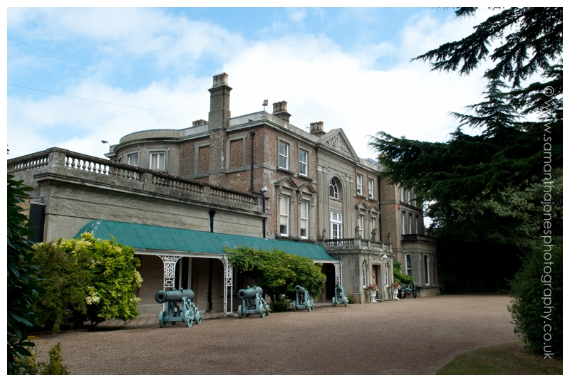 Charly and mark celebrate their wedding at quex park part for Quax parc