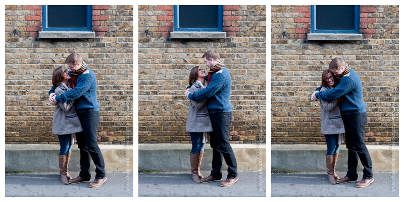 Jemma and Rob pre-wedding photoshoot in Whitstable copyright Samantha Jones Photography
