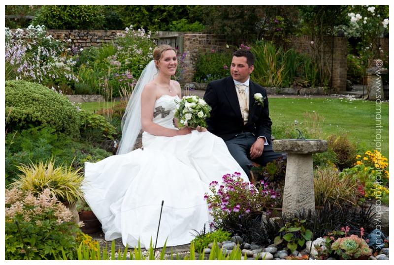 Carolyn and Daniel wedding in Woodnesborough by Samantha Jones Photography