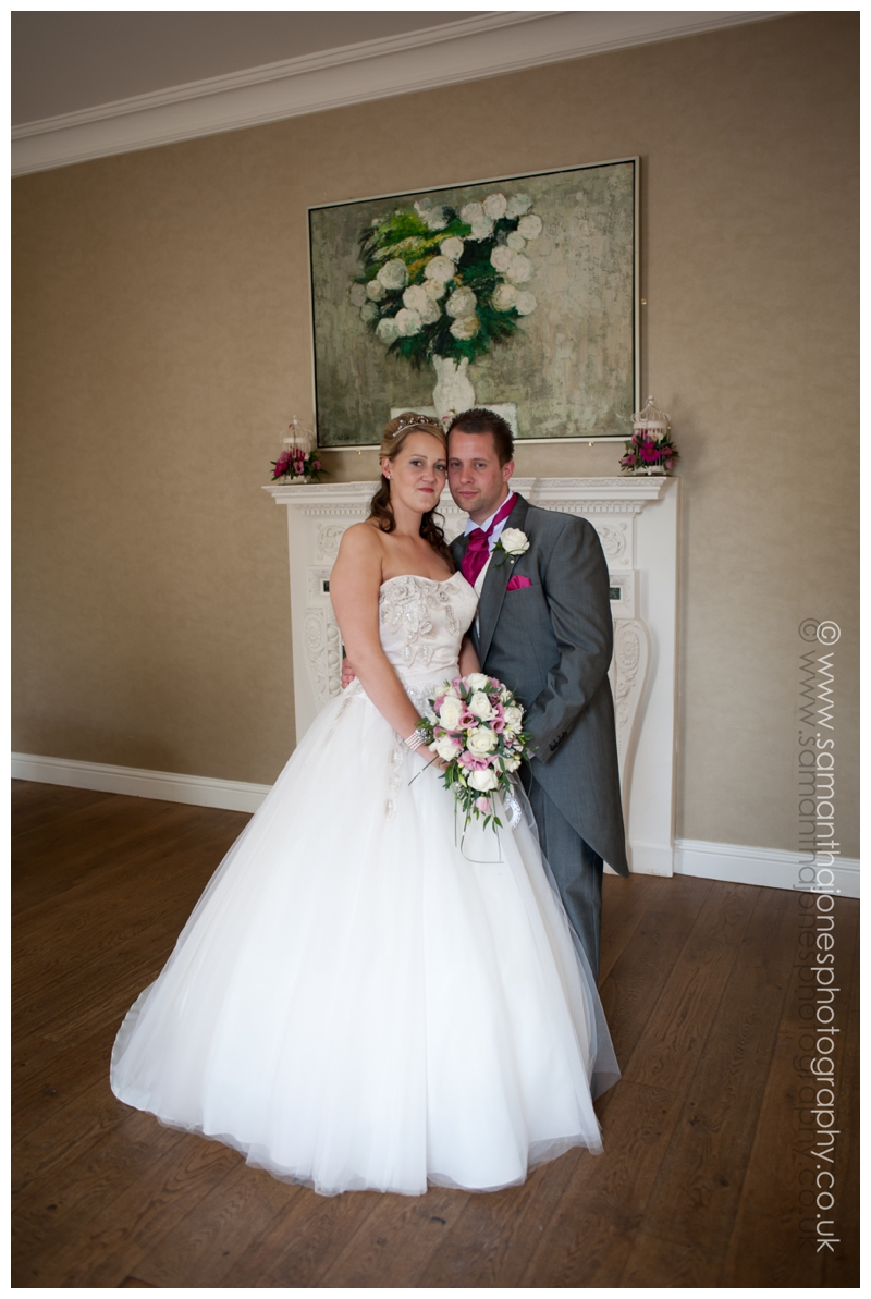 Pamela and Daniel at Hadlow Manor by Samantha Jones Photography
