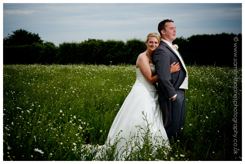 Joanna and Tom married in Lenham by Samantha Jones Photography
