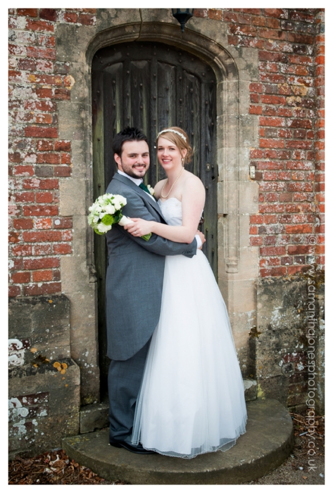Rosie and David married in Chilham by Samantha Jones Photography