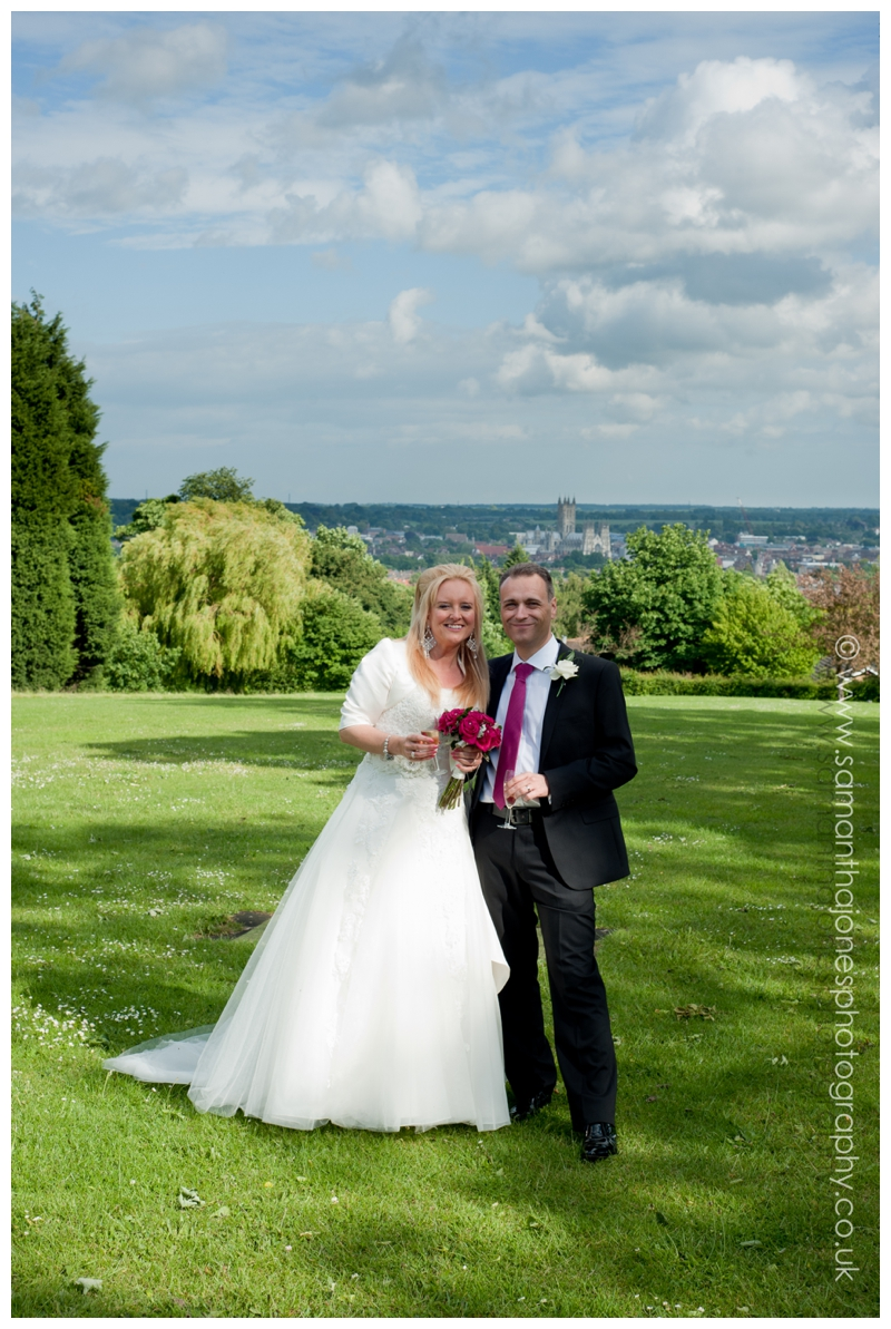 Emma and Mark wedding at St Edmund's by Samantha Jones Photography
