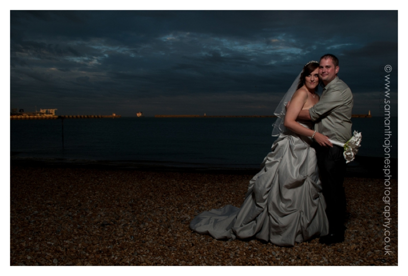 Jakki and Colin at the Dover Marina Hotel by Samantha Jones Photography