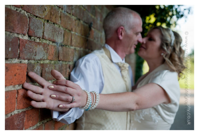 Teresa and Ray married at Hadlow Manor by Samantha Jones Photography