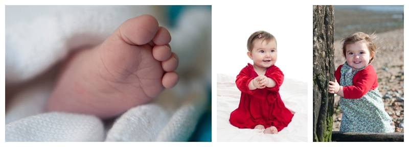 Example of newborn to one year photography by Samantha Jones Photography