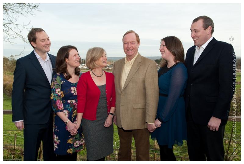 Bramley family portrait