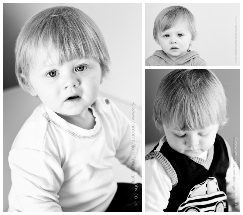 Ben at one year