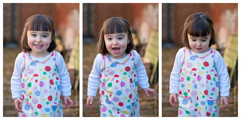 Toddler portraits in beautiful llight