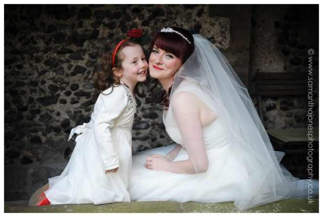 Charlotte and Olivia at Salmestone Grange by Samantha Jones Photography