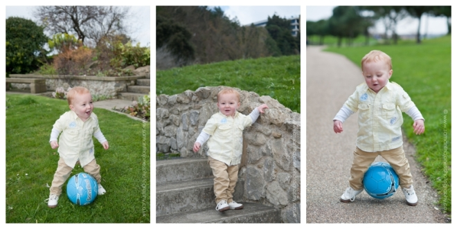 Theo during a family photoshoot in Folkestone by Samantha Jones Photography