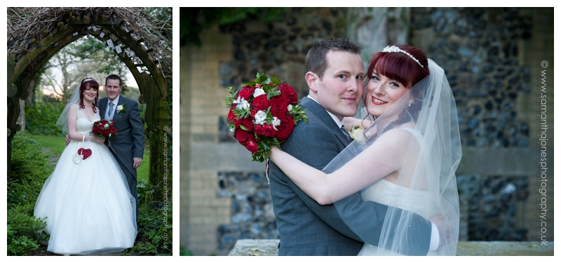 Charlotte and Daniel married at Salmestone Grange by Samantha Jones Photography