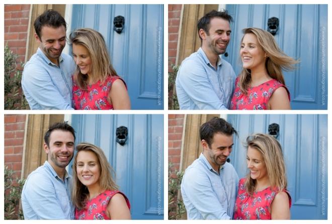 Hannah and Simon pre-wedding photoshoot