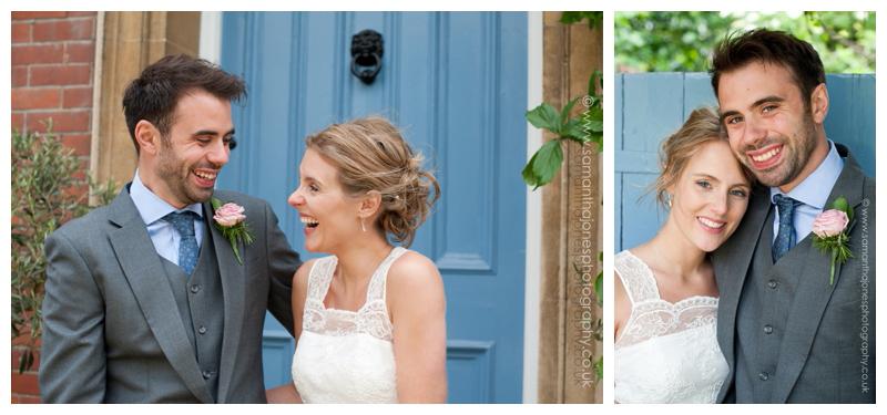 Hannah and Simon wedding