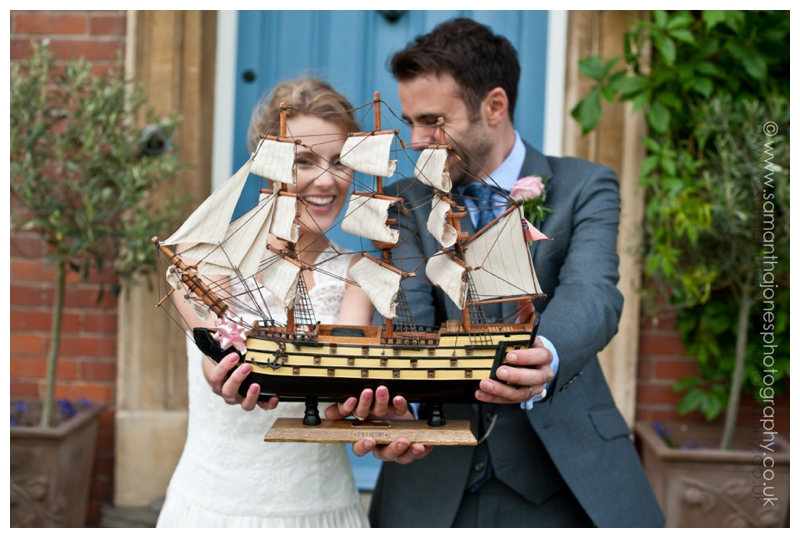 wedding, Faversham, Hannah and Simon