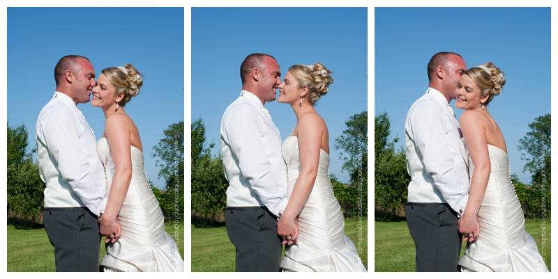 The Old Kent Barn wedding photographs
