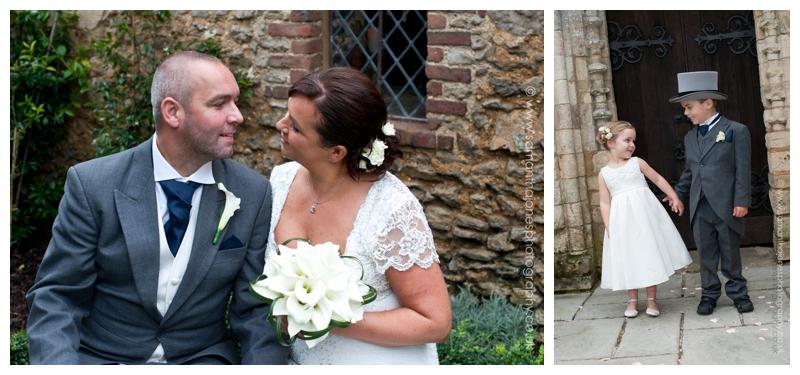 Newlands Chapel wedding Karen and Carl