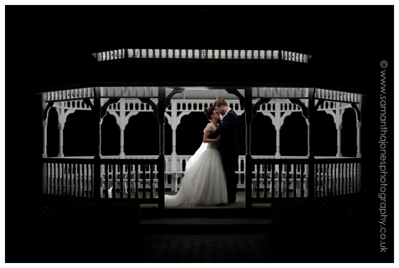 Jemma and Rob wedding at The Old Kent Barn 3