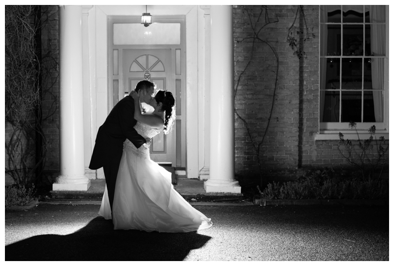 Sarah and Sam wedding at Hadlow Manor by Samantha Jones Photography