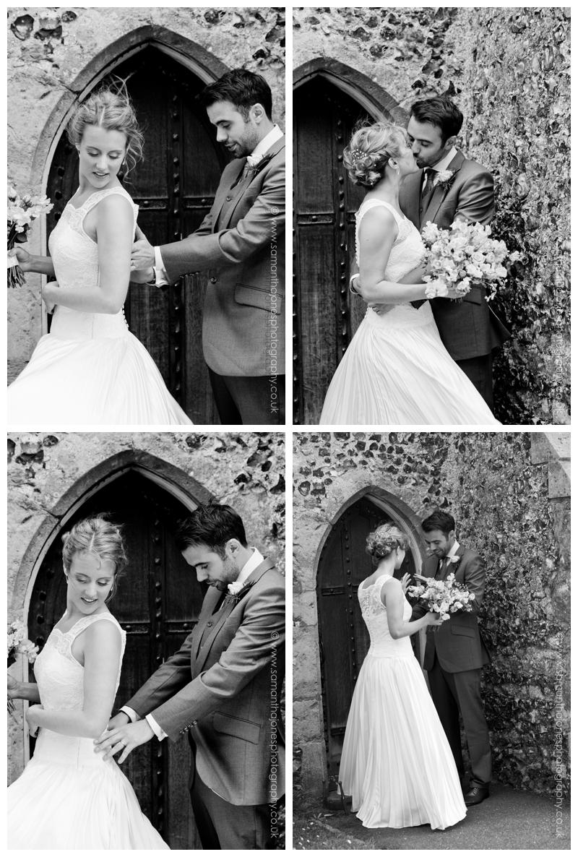 Hannah and Simon by Kent wedding photographer Samantha Jones 021