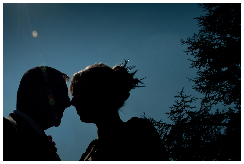 Wedding at the Swan in West Malling by Samantha Jones Photography silhouette