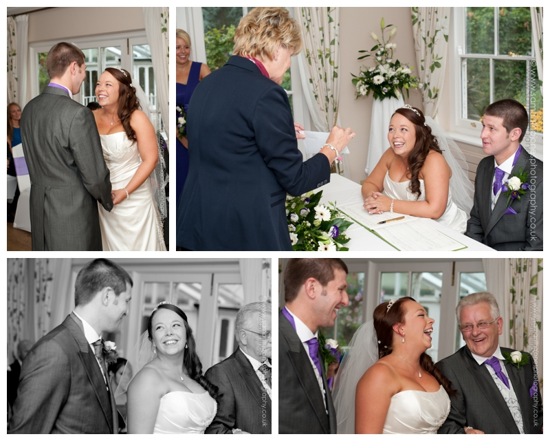 Susan and Paul wedding at Hadlow Manor 12