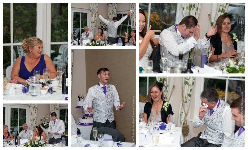 Susan and Paul wedding at Hadlow Manor 17