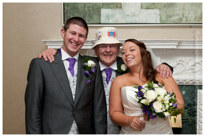 Susan and Paul wedding at Hadlow Manor 20