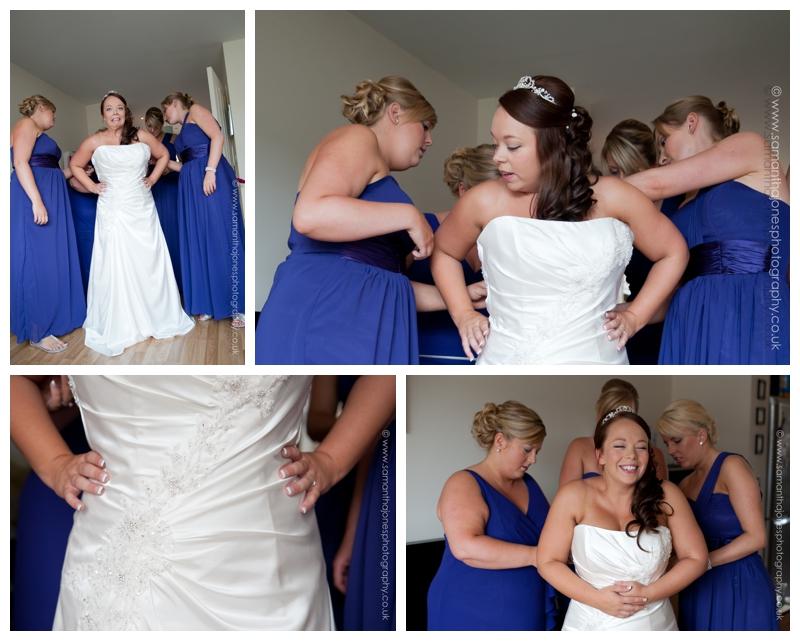 Susan and Paul wedding at Hadlow Manor 3
