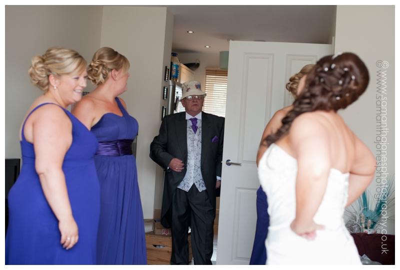 Susan and Paul wedding at Hadlow Manor 4