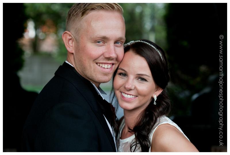 Gemma and David wedding at Little Silver Hotel 13