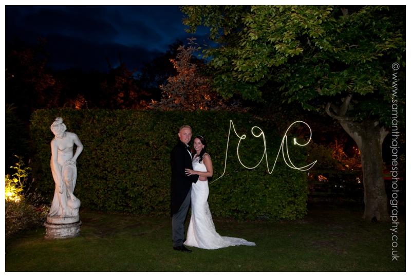 Gemma and David wedding at Little Silver Hotel 21