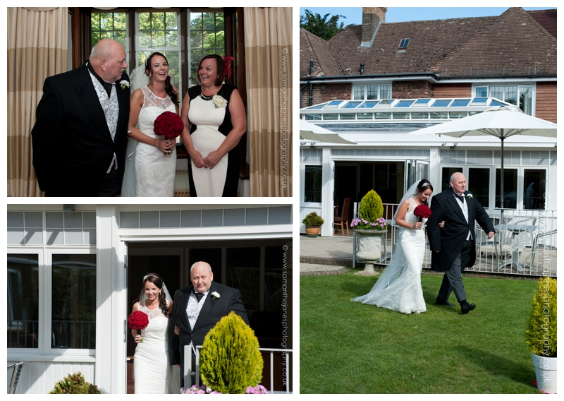 Gemma and David wedding at Little Silver Hotel 8