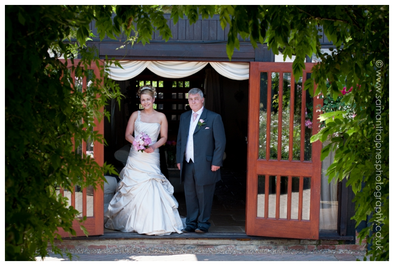 Claire and Marc at The Old Kent Barn by Samantha Jones Photography 10