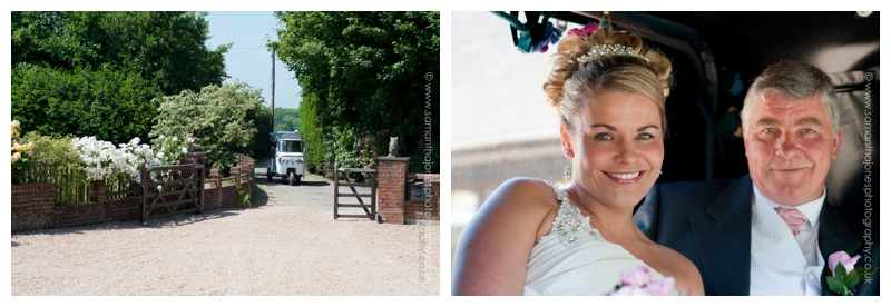 Claire and Marc at The Old Kent Barn by Samantha Jones Photography 9