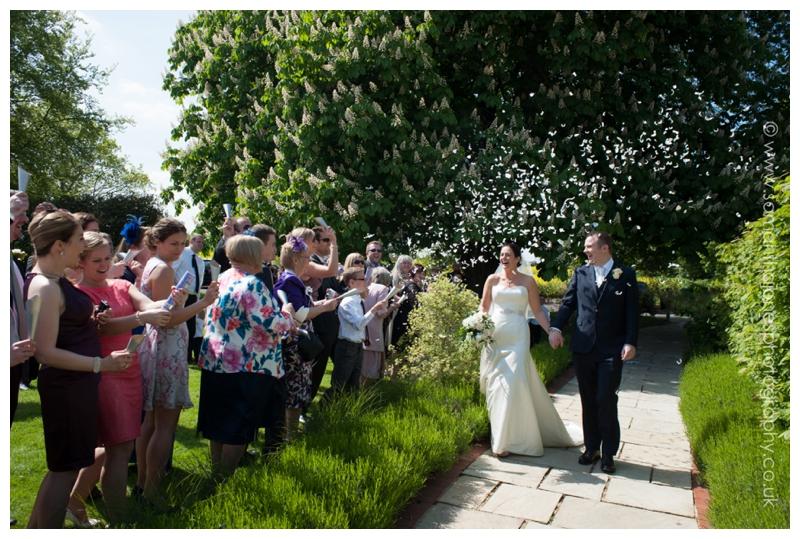 Hadlow Manor wedding photography