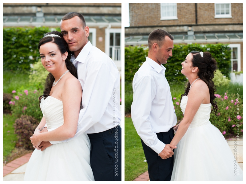 Sheree and Shane wedding at Hadlow Manor by Samantha Jones Photography 2