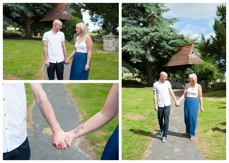 Chelsea and Ashley pre-wedding photoshoot by Samantha Jones Photography 1
