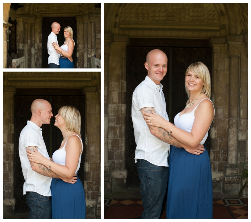 Chelsea and Ashley pre-wedding photoshoot by Samantha Jones Photography 3