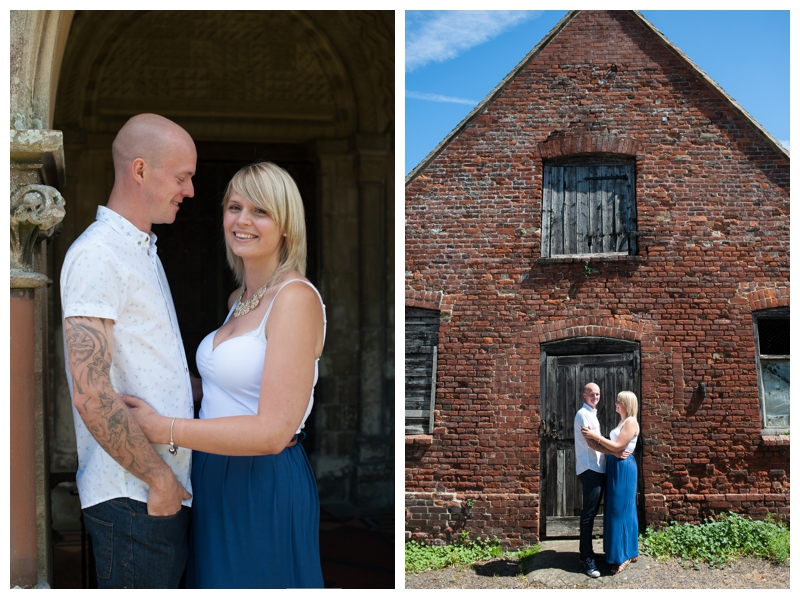 Chelsea and Ashley pre-wedding photoshoot by Samantha Jones Photography 7