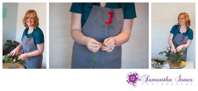 Julie Davies flower workshops in Faversham photographed by Samantha Jones Photography 2