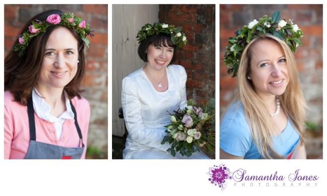 Julie Davies flower workshops in Faversham photographed by Samantha Jones Photography 5