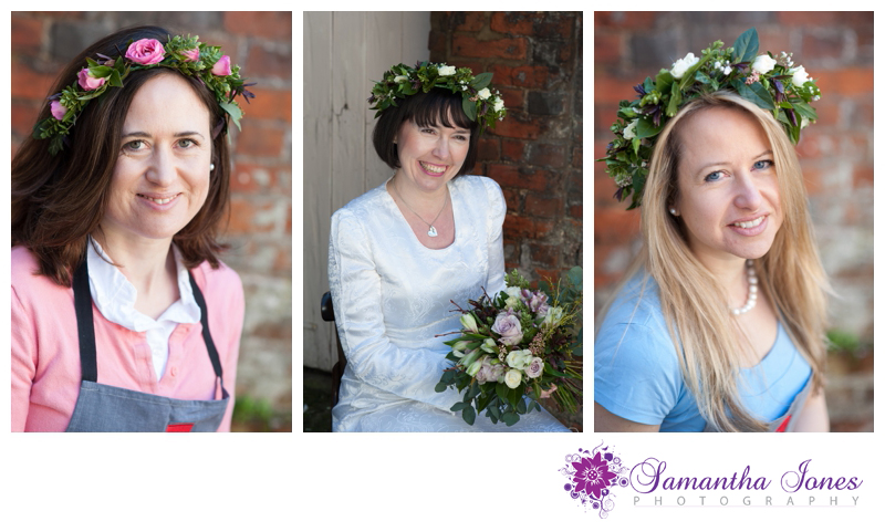 Julie Davies flower workshops in Faversham photographed by Samantha Jones Photography 5